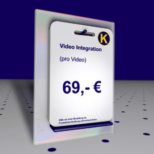 Video Integration